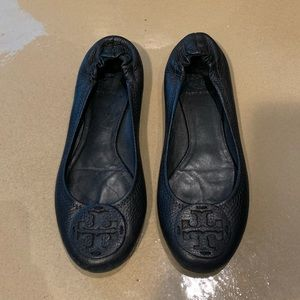 Tory Burch Flats! Like New!